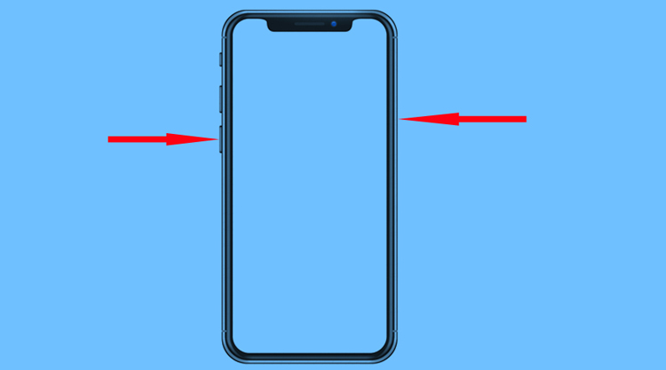 restart iOS